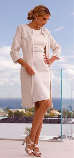 Linea Raffaelli Set 24 Tenerife Collection, which is perfect for The Mother of the Bride, Mother of the Groom or a special guest. Tenerife Collection This stunning dress is featured as part of the Tenerife collection new for Mother Of The Bride Fashion, Mother Of Bride Outfits, Bride Groom Dress, Groom Outfit, Bridesmaid Dresses, Wedding Dresses, Stunning Dresses, Evening Dresses, Fashion Dresses