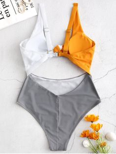 2020 Women Swimsuits Bikini Bathing Suits High Leg Plunge Swimsuit One Piece Bathing Suits For 12 Year Olds Belted One Piece Swimsuit One Piece Swimsuit Flattering, Flattering Swimsuits, Cut Out Swimsuits, Women's One Piece Swimsuits, Cute Swimsuits, Women Swimsuits, Bikini Verde, Bikini For Women, Skirt Patterns