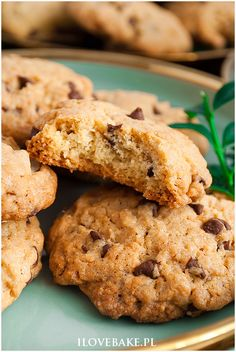 Ciastka pieguski - I Love Bake Cookies, Baking, My Love, Food, Crack Crackers, Biscuits, Bakken, Essen, Meals