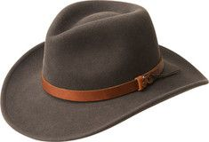Bailey+Western+Caliber+Cowboy+Hat+-+Basalt+with+FREE+Shipping+&+Exchanges.+With+its+subtle+nod+to+the+Old+West+style,+the+Caliber+Cowboy+Hat+from+