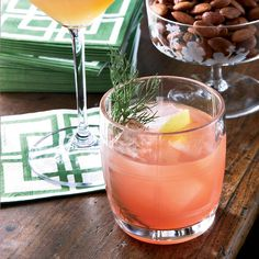 Compari Fennel Aperitif | Now that it's officiallydrinking outside season, it's time to study up on all the lovely aperitifs you can make to drink in your yard, garden, or, if ...