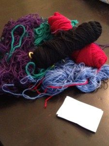 Therapeutic Activity: All Tied Up with Worry - Kim's Counseling Corner