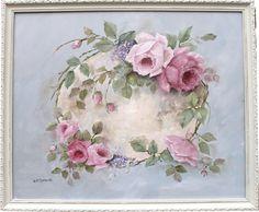 Dreamy Roses, Gail McCormack Original Painting
