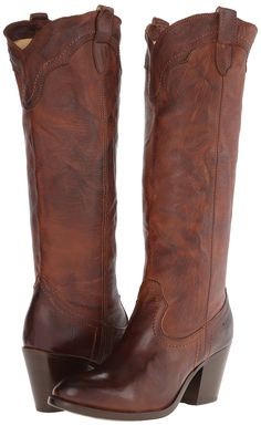 Amazon.com: FRYE Women's Tabitha Pull-On Tall Western Boot: Shoes