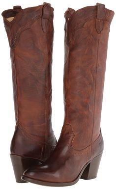 Amazoncom FRYE Womens Tabitha PullOn Tall Western Boot Shoes
