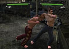 10 Inexplicable Games Based on Pop Culture - Fight Club Video Game