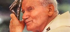 John Paul II had a great love for Mejdugorje. To illustrate this, I wanted to share the amazing firsthand account of a meeting he had with the reported visionary, Mirjana Soldo, in July Blessed Mother Mary, Blessed Virgin Mary, Our Lady Of Medjugorje, Visiting The Vatican, Who Goes There, Pope John Paul Ii, Great Love, What Is Like, His Eyes