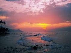 Atardecer en las playas de Aragua - Cepe