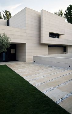 "Rosamaria G Frangini | Architecture Houses | ""Park House"", the last project designed by A-cero."