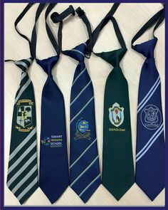 Manufacturers and suppliers all kinds of School Ties, School Belt, School House Dress, Blazers, Tracksuit, Belt Buckles, Cloth Labels, Metal Badges, Metal Medal, Award & Trophy Etc...