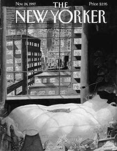 Sempé. The New-Yorker. 1997
