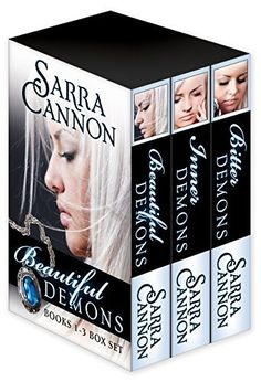 Right now Beautiful Demons: Books 1–3 by Sarra Cannon is Free!