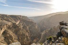 Jabal Akhdar Gebirge Oman