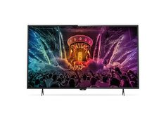 Philips 6000 series Smart TV LED ultra sottile 4K