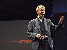 Physicist Freeman Dyson suggests that we start looking for life on the moons of Jupiter and out past Neptune, in the Kuiper belt and the Oort cloud. He talks about what such life would be like -- and how we might find it. Space Tourism, Space Travel, Solar System Video, Life On The Moon, Freeman Dyson, Oort Cloud, Anthony Doerr, Science Videos, Hubble Space Telescope
