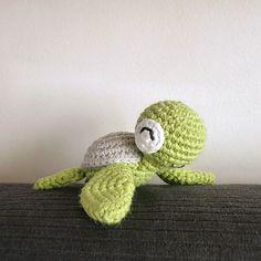 [TUTO] [Crochet] Tortues   Les Creas d'Ally