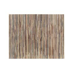 Savoy Cream Striped Hand Knotted Wool Rug - Crate and Barrel