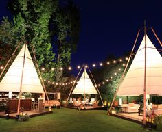 Check out the deal on Latitude 22 Bamboo Lantern Tent at Town & Country Event Rentals Outdoor Cafe, Outdoor Restaurant, Outdoor Spaces, Outdoor Living, Restaurant Design, Tenda Camping, Cafe Design, House Design, Tent Design