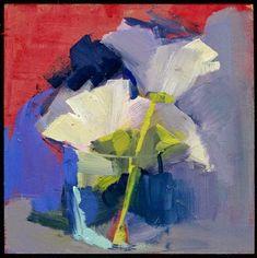 "Daily Paintworks - ""2082 melt"" - Original Fine Art for Sale - © Lisa Daria"