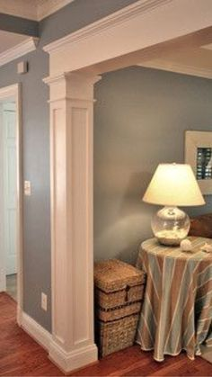 Baseboard styles modern with base molding ideas. Baseboard is the trim that goes along the wall bottom beside the flooring. Different baseboard styles. Baseboard Styles, Baseboards, Baseboard Molding, Baseboard Ideas, Door Moulding, Wainscoting Ideas, Diy Crown Molding, Archway Molding, Crown Molding Kitchen
