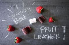 How to make your own fruit & veggie fruit leather - it's easier than you think and fantastic for school lunches or after school snacks.    One Hungry Mama