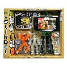 Stikbot Deluxe 2Pack with Tripod