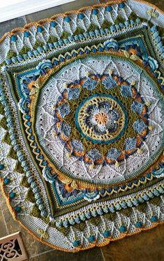 Ideia (Inspiração) de Crochê.