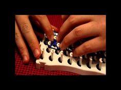 Rainbow Loom Video - YouTube Rainbow Loom Creations, Triangle, Youtube, Youtubers, Youtube Movies
