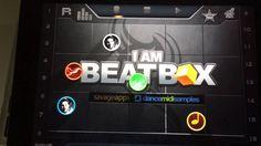 Use iambeatbox for a creative announcement