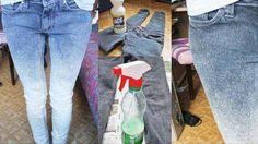 DIY jeans :)