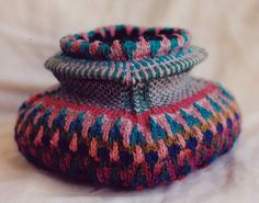 VIRGINIA'S knitted bowl