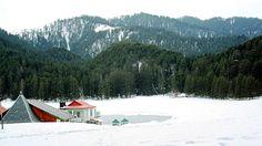 Mini Switzerland of India, Khajjiar, Himachal Pradesh - Honeymoon Destinations - 6 Best Hill Stations For Honeymoon In India