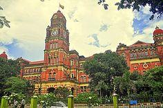 Yangon's Colonial Legacy #travel #Bag #Cheap #City #travels