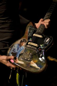 Nels Cline's Fender Jaguar