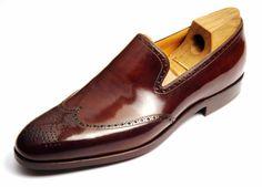 Shoes, SlipOns, St. Crispins, Model 109