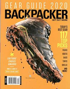 Backpacker Magazine (March/April, 2020) Gear Guide 2020: Brand: Author: Cost: (at the time of – Details) The post… #Travelgoods #Backpacker