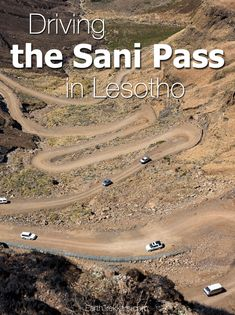 Driving the Sani Pass from South Africa into Lesotho is a great road trip adventure. Climb a narrow dirt road that switchbacks into the mountains, visit a village in Lesotho, and have a beer at the highest bar in Africa. Safari, Hiking Photography, Road Trip Adventure, Countries To Visit, Ultimate Travel, Solo Travel, Travel Tips, Africa Travel, Day Trip