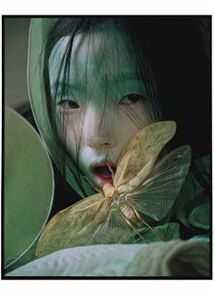 """Tim Walker's dreamy and ethereal """"Magical Thinking"""" from W's March issue"""