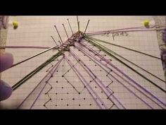 CURSO BOLILLOS 06 - YouTube Bobbin Lacemaking, Bobbin Lace Patterns, Lace Heart, Lace Jewelry, Lace Making, Lace Detail, Tatting, Cross Stitch, Hair Accessories