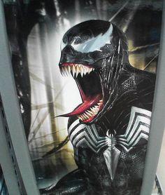 Venom Spiderman 3, Spiderman Sam Raimi, Black Spiderman, Marvel Venom, Mcu Marvel, Spiderman Art, Marvel Cinematic, Spider Man Trilogy, Symbiotes Marvel