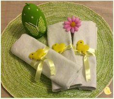 Il blog di Maryanne: Decorazioni per la tavola di Pasqua! #handmadeeaster #thecreativefactory