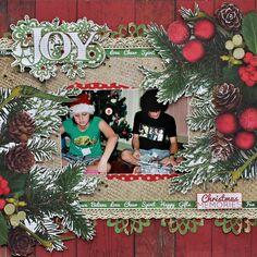 Christmas+Memories+-+Kaisercraft - Scrapbook.com