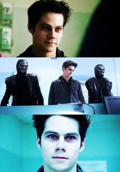 """The nogitsune feeds off chaos, strife, pain. Now, give it to me!""  [Teen Wolf - Stiles Stilinski]"