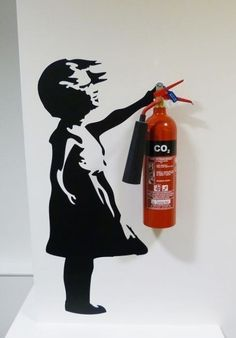 HomelySmart   10 Fun Fire Extinguisher Decal That Makes You Go Wow - HomelySmart