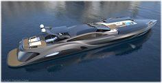 Super Mega Yachts | Strand Craft 166 Superyacht by Gray Design | YACHT-TREND