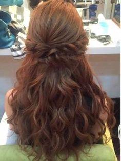 2016年最新版!結婚式お呼ばれヘアアレンジ・大人可愛い髪型特集!ハーフアップ・アップヘアー -page4 | Jocee