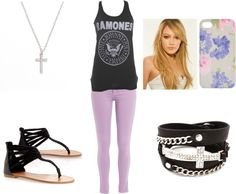 """Hanging Out(:"" by kaylee-kimberlin on Polyvore"