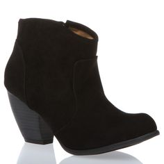 I have always wanted a pair of booties and I think this might be the pair.