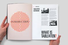 10 Magazine - Gareth Procter Studio