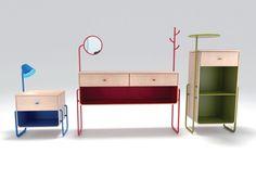 Projet Etudiant : PALS mobilier modulable par Mauricio Sanin
